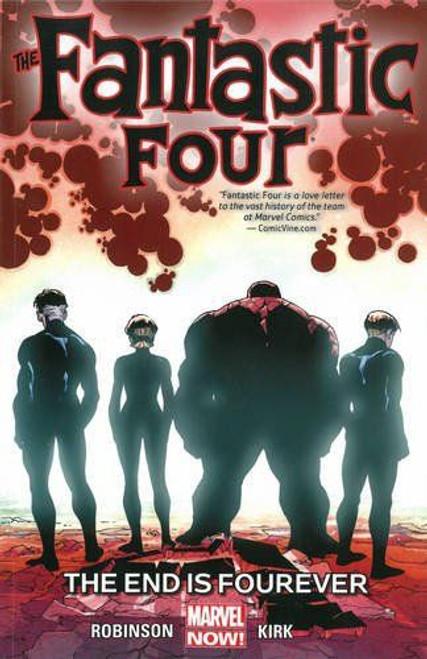 Marvel Fantastic Four The End is Fourever Trade Paperback #4
