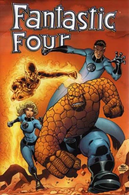 Marvel Fantastic Four Volume 3 #2 Hardcover