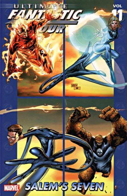 Marvel Ultimate Fantastic Four Salem's Seven Trade Paperback #11
