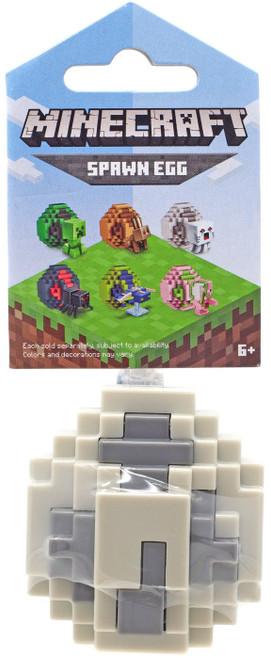 Minecraft Spawn Egg Ghast Mini Figure