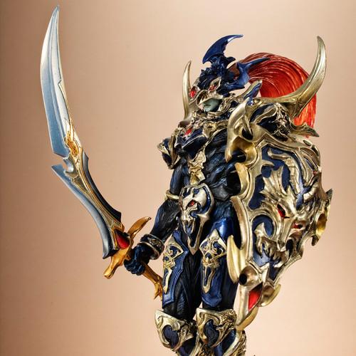 YuGiOh Monster Arts Works Black Luster Soldier 11.8-Inch Collectible PVC Figure [Version 2] (Pre-Order ships November)