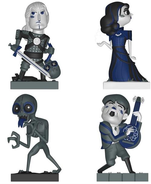 Netflix: The Witcher Witcher Adventure Figures 2-Inch Mini Figure Box [9 Figures] (Pre-Order ships June)