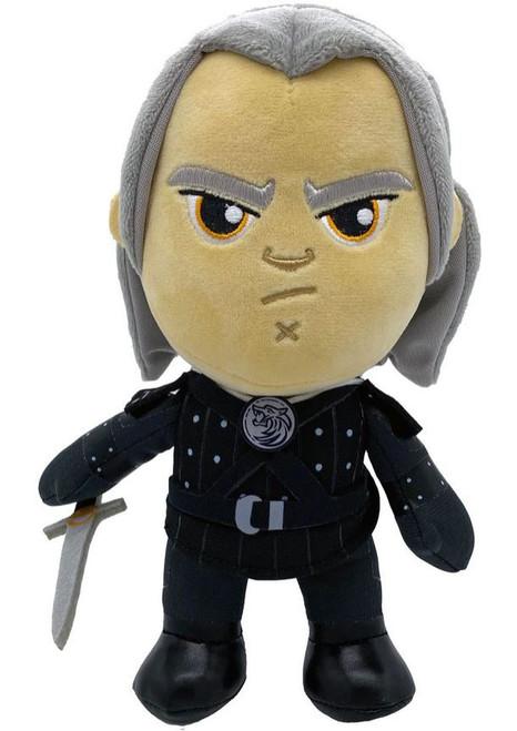 Netflix: The Witcher The Witcher M8Z Geralt 8-Inch Plush [1 RANDOM Figure] (Pre-Order ships June)