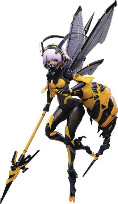 Mogumo Bee Girl Bun-Chan Action Figure BEE-03W (Pre-Order ships October)