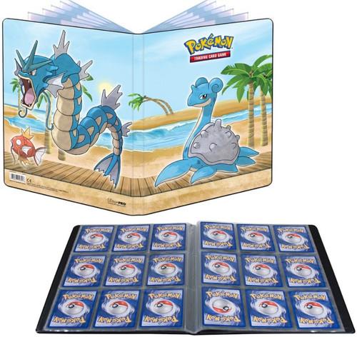 Ultra Pro Pokemon Trading Card Game Seaside 9-Pocket Portfolio (Pre-Order ships July)