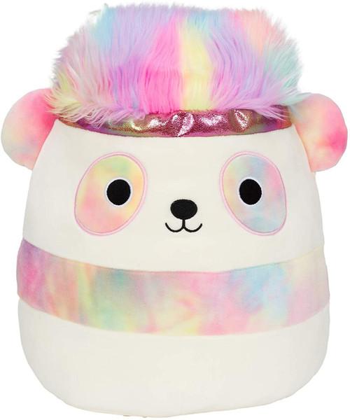 Squishmallows Squish-Doos Pearson the Panda Exclusive 12-Inch Plush