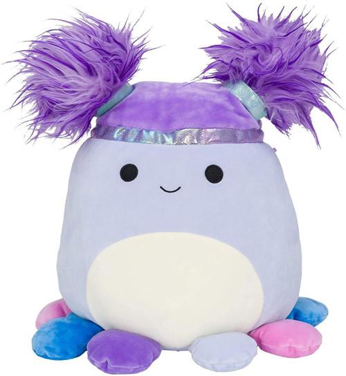 Squishmallows Squish-Doos Beula the Octopus Exclusive 16-Inch Plush