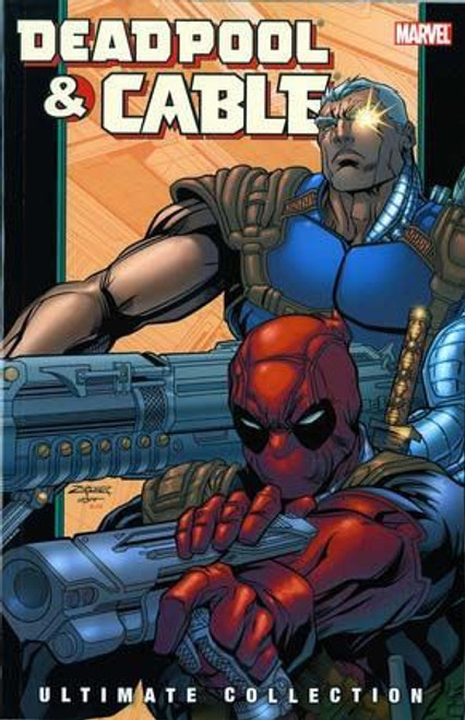 Marvel Deadpool & Cable Ultimate Collection Trade Paperback #2