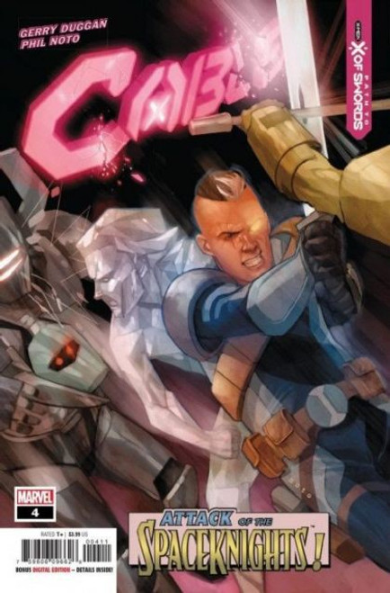 Marvel Cable, Vol. 4 #4 Comic Book