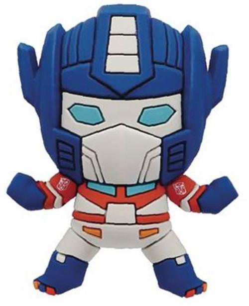 Transformers 3D Figural Bag Clip Series 1 Optimus Prime Minifigure [Loose]