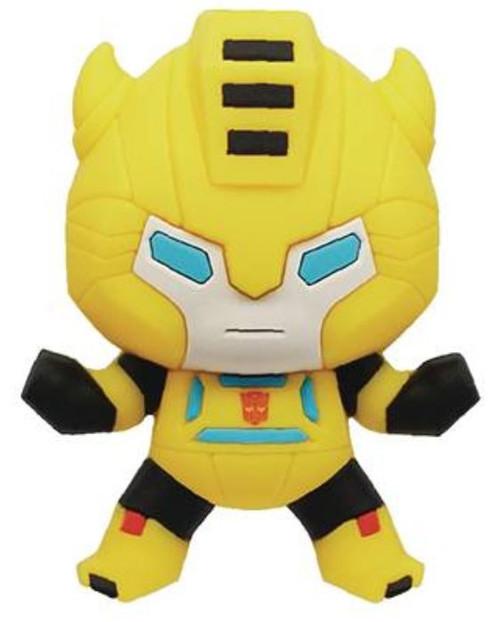 Transformers 3D Figural Bag Clip Series 1 Bumblebee Minifigure [Loose]