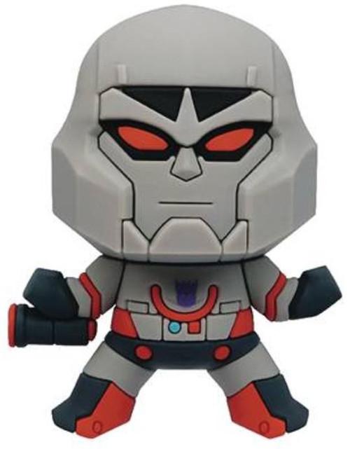Transformers 3D Figural Bag Clip Series 1 Megatron Minifigure [Loose]