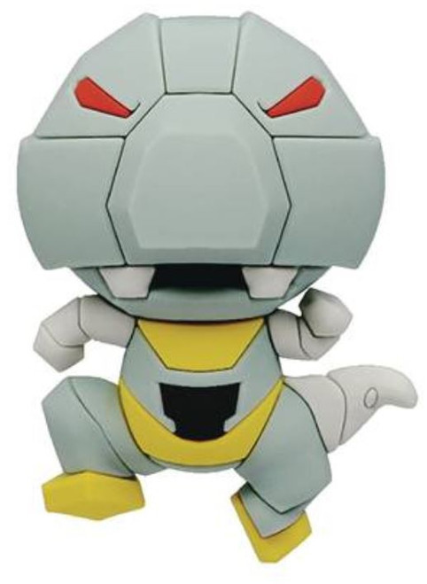 Transformers 3D Figural Bag Clip Series 1 Grimlock Minifigure [Loose]