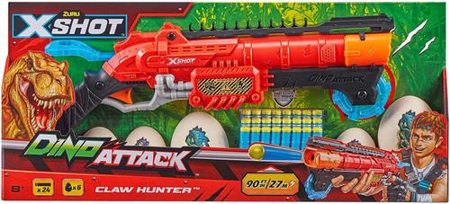 X-Shot Dino Attack Claw Hunter Blaster (Pre-Order ships August)