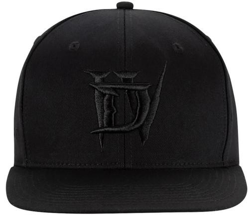 Diablo IV Blackout Snap Back Cap (Pre-Order ships July)