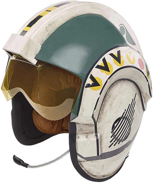Star Wars Vintage Collection Roleplay Wedge Antilles Helmet (Pre-Order ships July)