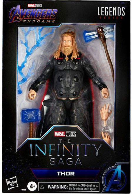 Marvel Legends The Infinity Series Thor Action Figure [Endgame Armor] (Pre-Order ships August)