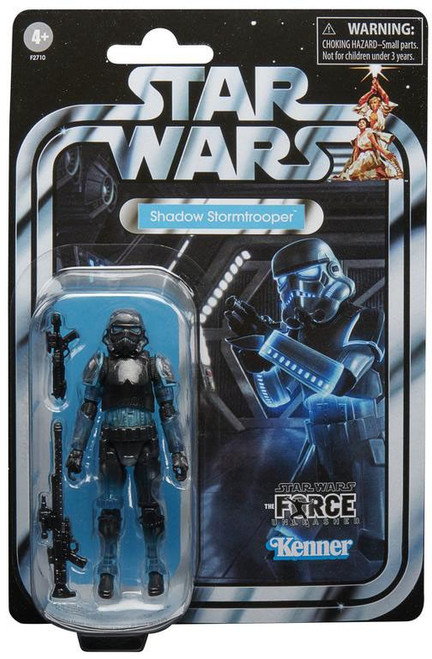 Star Wars Gaming Greats Vintage Collection Shadow Stormtrooper Action Figure