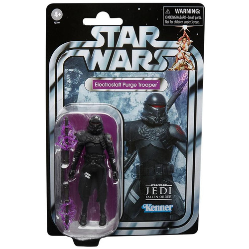 Star Wars Gaming Greats Vintage Collection Electrostaff Purge Trooper Exclusive Action Figure