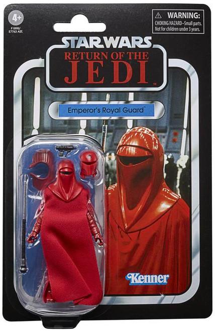 Star Wars Return of the Jedi 2020 Vintage Collection Wave 8 Emperor Royal Guard Action Figure (Pre-Order ships August)