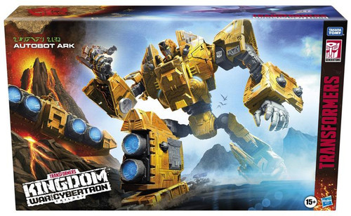 Transformers Generations Kingdom: War for Cybertron Trilogy Autobot Ark Titan Class Figure (Pre-Order ships August)