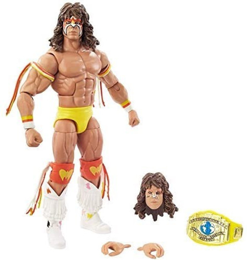 WWE Wrestling Elite Collection Royal Rumble Ultimate Warrior Exclusive Action Figure (Pre-Order ships June)