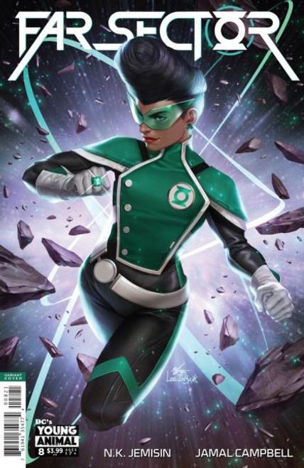 DC Comics Far Sector #8 Comic Book