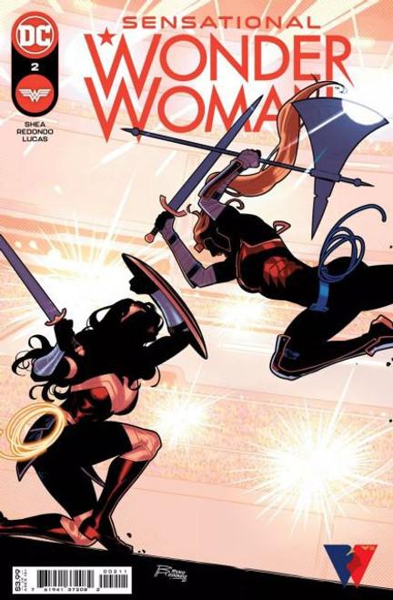 DC Comics Sensational Wonder Woman #2A Comic Book
