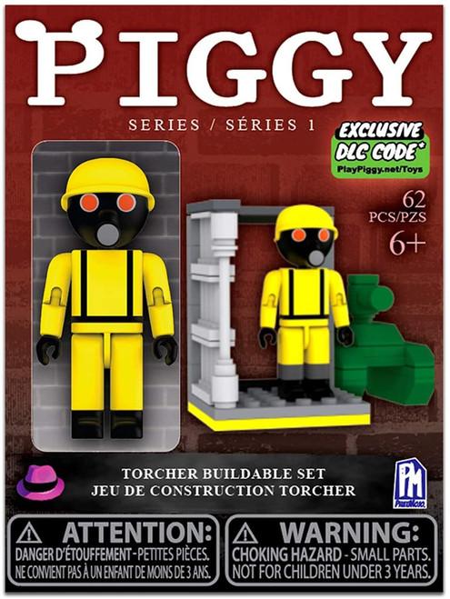 Piggy Series 1 Torcher Buildable Set [Exclusive DLC Code]