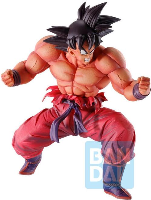 Dragon Ball Ichiban Son Goku Kaioken x3 4.5-Inch Collectible PVC Figure [World Tournament Super Battle] (Pre-Order ships August)