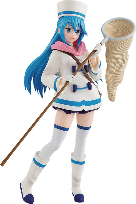 Kono Subarashii Sekai Ni Syukufuku Wo! Legend Of Crimson Pop Up Parade Aqua 7.5-Inch Collectible PVC Figure [Winter Outfit] (Pre-Order ships October)