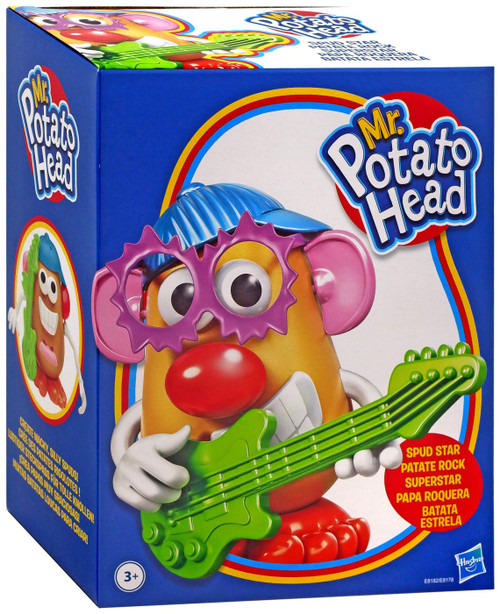 Mr. Potato Head Spud Star Figure