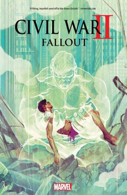 Marvel Civil War II Fallout Trade Paperback