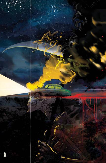 Boom! Studios Proctor Valley Road #2 Comic Book [Christian Ward Virgin Variant]