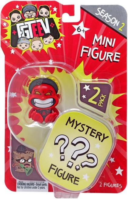 FGTeeV Season 2 Demon Baby & Mystery Action Figure 2-Pack