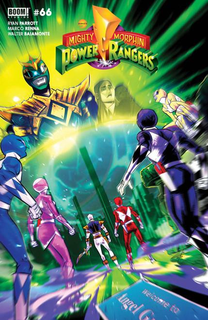 Boom Studios Mighty Morphin #6 Comic Book [Cover B Carlini Legacy Variant]