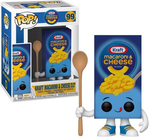 Funko Foodies Kraft Macaroni and Cheese Box Vinyl Figure (Pre-Order ships August)