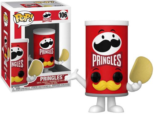 Funko Foodies Pringles Can Vinyl Figure #106