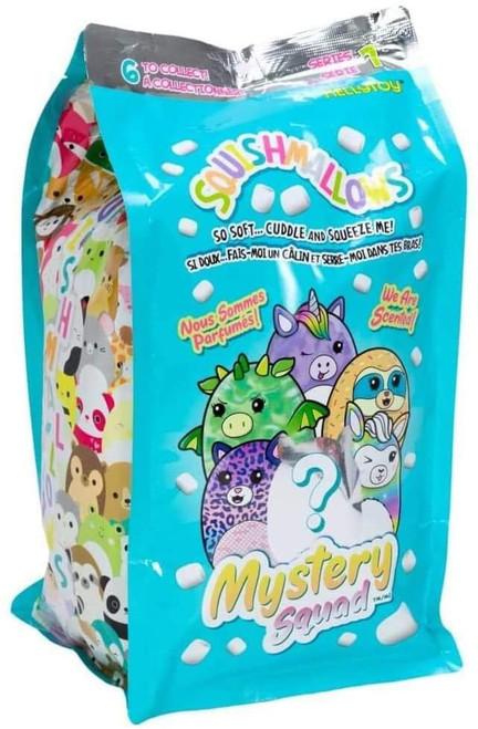 "Squishmallows Micromallows Mystery Squad Scented 8-Inch Micro Plush Pack [1 RANDOM 8"" Figure]"