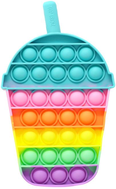 OMG!! Pop Fidgety Milkshake Fidget Toy [Random Color]