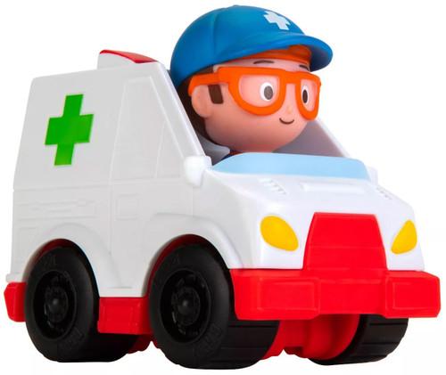 Blippi Ambulance Mini Vehicle