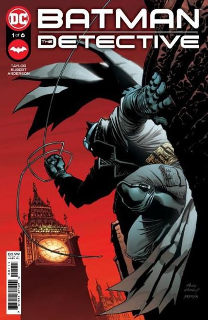 DC Comics Batman: The Detective #1A Comic Book
