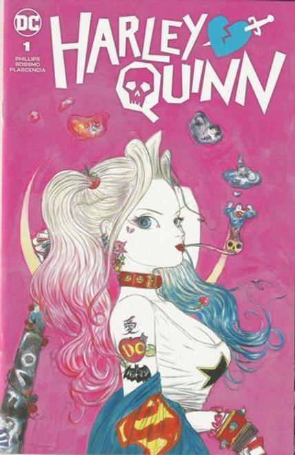 DC Comics Harley Quinn, Vol. 4 #1 Comic Book [Yoshitaka Amano Variant]