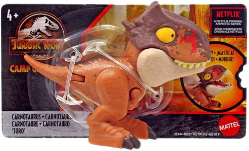 Jurassic World Snap Squad Carnotaurus Mini Figure