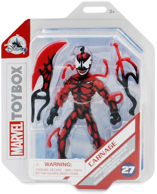 Disney Marvel Toybox Carnage Exclusive Action Figure