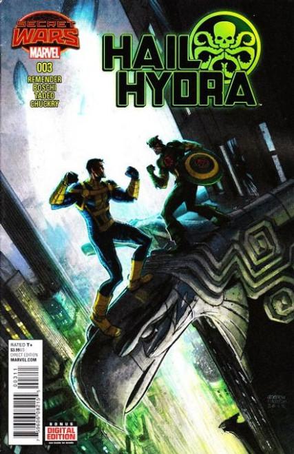 Marvel Secret Wars: Hail Hydra #3 Comic Book