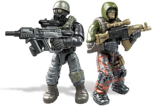 Call of Duty Special Ops vs. Jungle Mercenaries Set