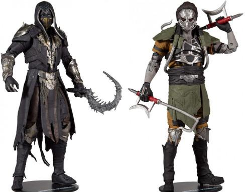 McFarlane Toys Mortal Kombat 11 Series 6 Noob Saibot & Kabal Set of 2 Action Figures (Pre-Order ships June)