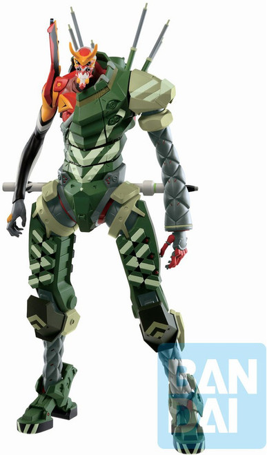 Evangelion 3.0+1.1 Ichiban New Eva-02a 8.6-Inch Collectible PVC Figure [Operation Started!] (Pre-Order ships October)
