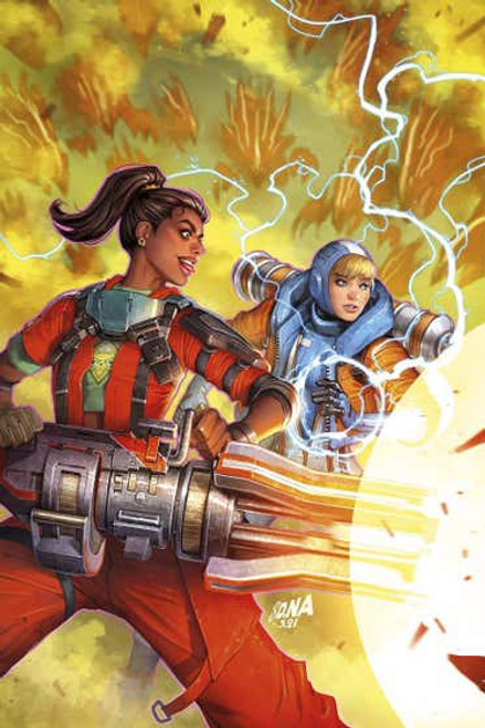 Dark Horse Apex Legends #3 of 4 Overtime Comic Book (Pre-Order ships August)